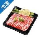 台灣冷凍豬梅花火鍋片500G/盒【愛買冷凍】