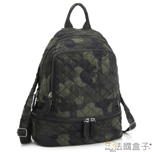 後背包-法國盒子.人氣話題輕盈空氣感後背包(共二色)T05