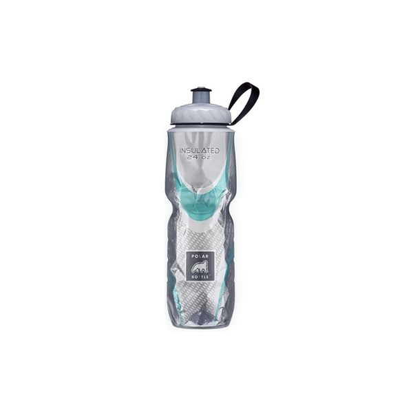 Polar Bottle 24oz保冷水壺 (700ml) / 城市綠洲 (運動水壺.不含雙酚A.雙層隔熱)
