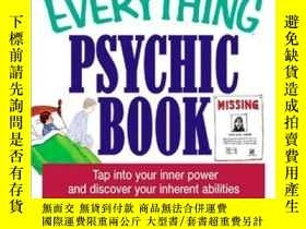 二手書博民逛書店The罕見Everything Psychic BookY410016 Michael R Hathaway