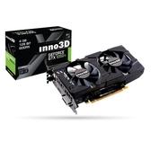 新風尚潮流 【GTX1050TI-4GBX2】 INNO3D GTX 1050TI 4GB GDDR5 雙風扇 顯示卡