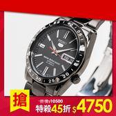 【限時特殺】SEIKO 精工五號 多寶石自動上鍊機械錶 SNKE03KC 現貨+排單!