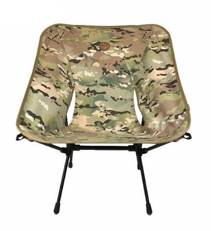 [好也戶外]OWL CAMP 迷彩系列輕量收納椅 多地型 NO.SN-1722