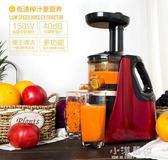 渣分離榨汁機家用全自動果蔬多功能原汁機小型榨水果汁機低速CY『小淇嚴選』