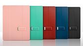[NOVA成功3C]SwitchEasy Pelle new iPad 橫閂式時尚超薄保護套