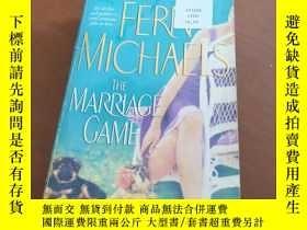 二手書博民逛書店THE罕見MARRIAGE GAMEY20470 Fern Michaels Pocket Star Book