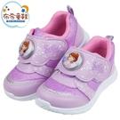 《布布童鞋》Disney蘇菲亞小公主紫色銀光兒童電燈休閒鞋(16~20公分) [ B0S297F ]