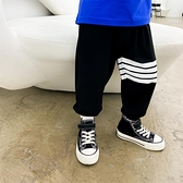 男童莫代爾長褲2021夏季童裝兒童薄褲子中小童防蚊褲寶寶燈籠褲潮 幸福第一站