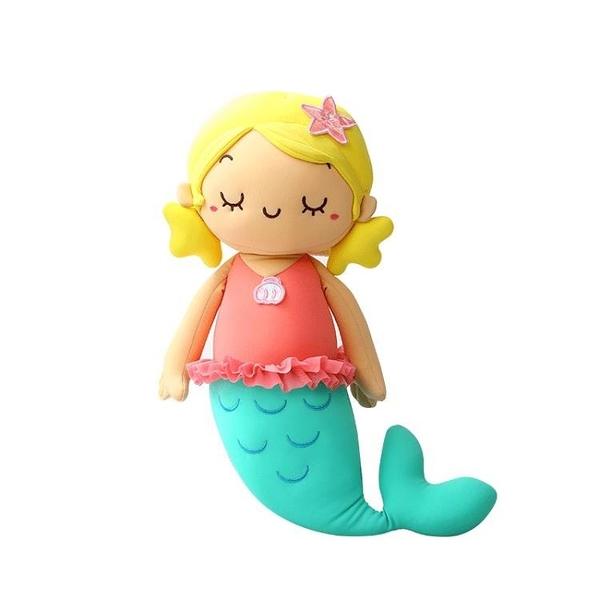 毛絨玩具 舒寵毛絨玩偶公仔可愛玩偶公主抱睡覺枕送女孩禮物少女心玩具 新年禮物