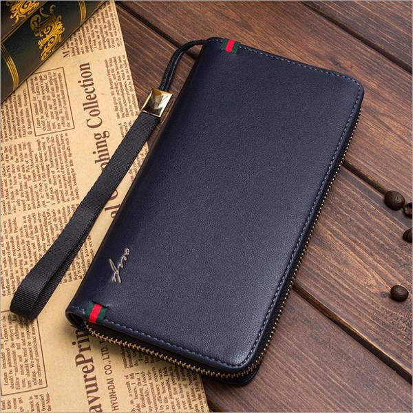 皮革拉鏈 手機袋  皮包 手機包 長夾 護照夾 證件夾 素面 短夾 男皮夾 錢包 後背包 現貨 9085