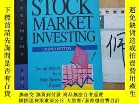 二手書博民逛書店BASICS罕見OF STOCK MARKET INVESTINGY15335