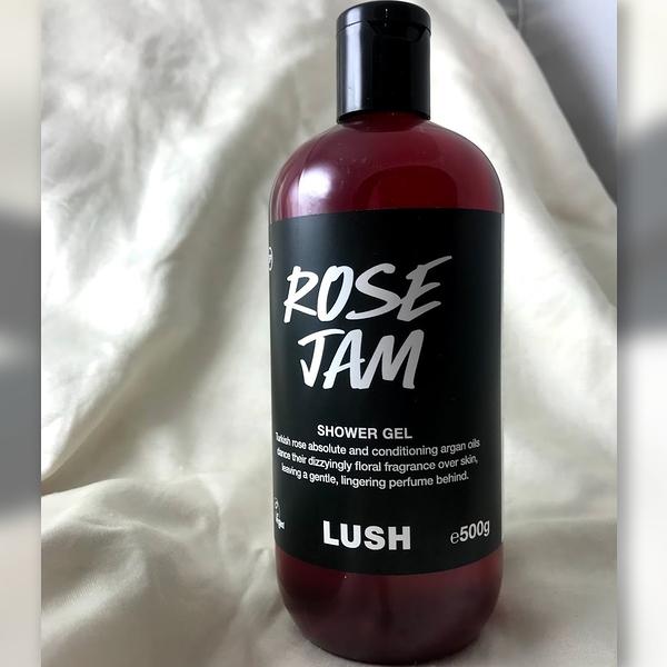 *禎的家* 英國原廠 LUSH  年度限量沐浴精 玫瑰果醬 500g  ROSE JAM