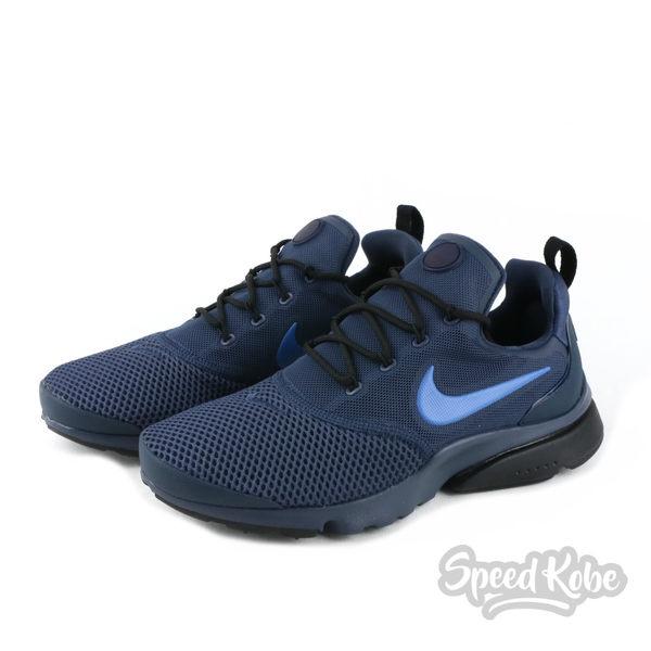 NIKE WMNS PRESTO FLY 藍 魚骨 襪套 復古 慢跑鞋 女鞋 910569-402【SP】