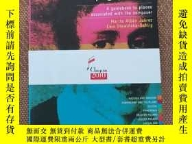 二手書博民逛書店Chopins罕見Poland A guidebook to places associated with the