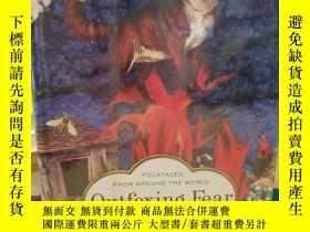 二手書博民逛書店Outfoxing罕見Fear: Folktales from