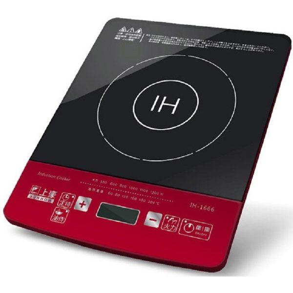 上豪 微電腦電磁爐 IH-1666