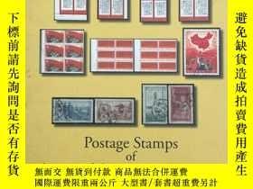 二手書博民逛書店Postage罕見Stamps of the people s