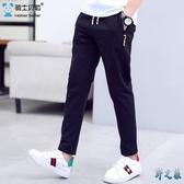 2020童裝新款男童長褲夏薄款中大童休閒外穿速干褲子男孩彈力韓版 FX5310 【野之旅】