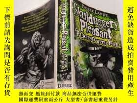 二手書博民逛書店Skulduggery罕見Pleasant Playing With Fire:玩火愉快Y212829 不祥