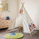 野餐帳篷 遊戲屋【收納屋】歐式童話城堡帳篷(4桿)&DIY組合傢俱