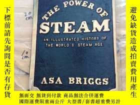 二手書博民逛書店The罕見power of steam: An illustra