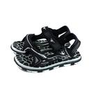 G.P(GOLD PIGEON) 涼鞋 運動型 黑/灰 童鞋 大童 G1616B-10 no453