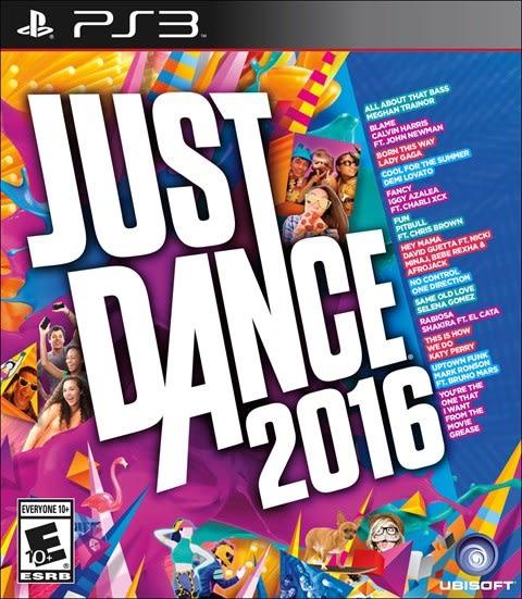 PS3 Just Dance 2016 舞力全開 2016(美版代購)