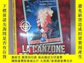 二手書博民逛書店外文書罕見BEN PASTOR LA CANZONE DEL CAVALIERE(共429頁,32開)Y159