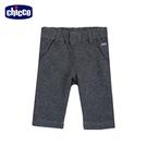 chicco-噗噗車-千鳥紋彈性長褲