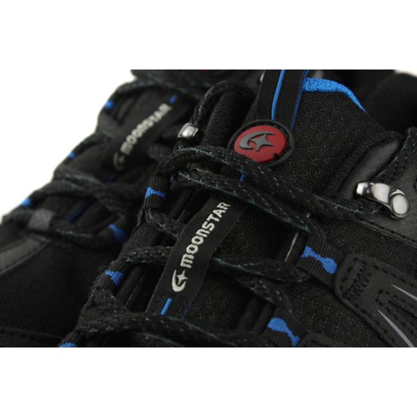 Moonstar 健走鞋 運動鞋 舒適 黑色 男鞋 SUSDM016 no119