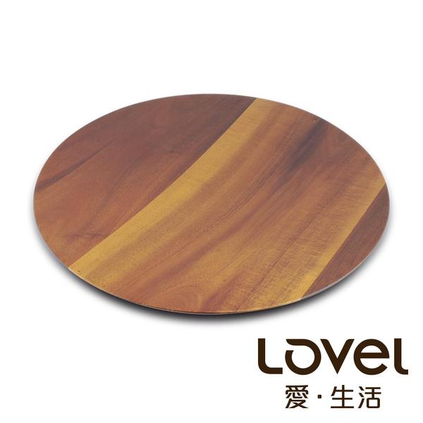 LOVEL 洋槐木淺盤25cm