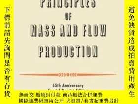 二手書博民逛書店Principles罕見Of Mass And Flow Production-大批量生產和流程生產原理Y43