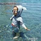 夏裝兒童泳衣1男女童2防曬3歲男寶4溫泉5可愛寶寶6小童連體游泳衣 韓語空間
