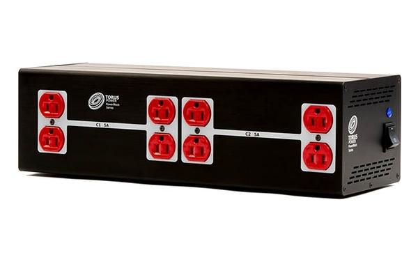 【新竹專業音響店 名展音響】TORUS POWER PB10 獨家環形電源處理器 另售KECES P8