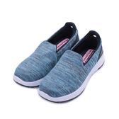 GOODYEAR 飛織健走鞋 藍 GA02826 女鞋