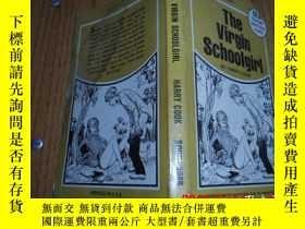 二手書博民逛書店THE罕見VIRGIN SCHOOLGIRLY25524