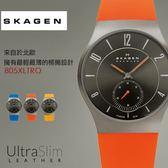 【人文行旅】SKAGEN | 北歐超薄時尚設計腕錶 805XLTRO