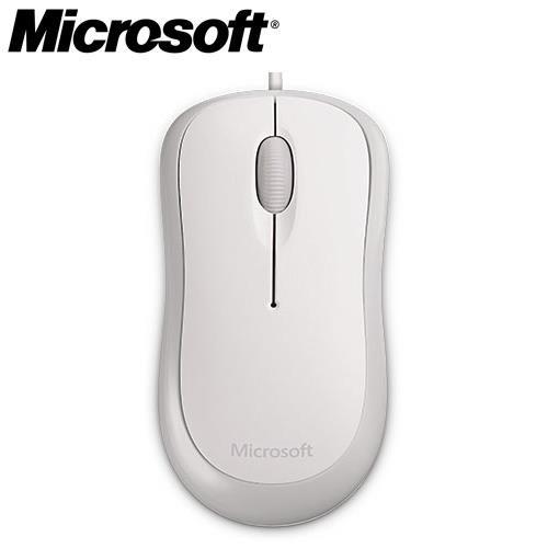 全新 Microsoft 微軟 入門光學鯊 海鷗白