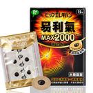 日本製 公司貨 易利氣2000磁力貼(1...