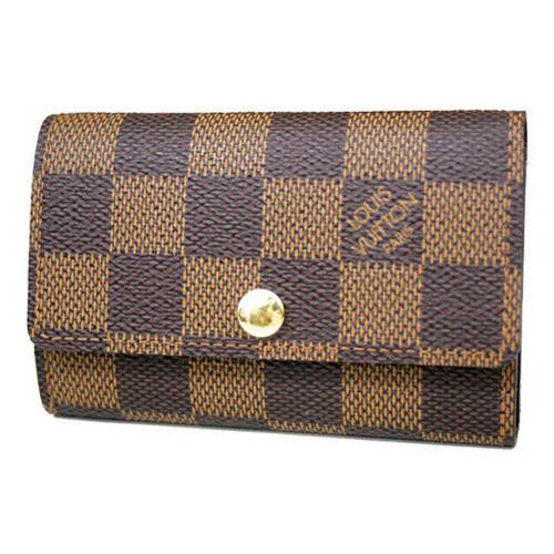 Louis Vuitton LV N62630 Damier 棋盤格紋六扣鑰匙包 全新 預購【茱麗葉精品】
