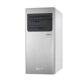 華碩 H-S640MB-I78700053T i7六核雙碟獨顯電腦【Intel Core i7-8700 / 8GB記憶體 / 1TB+256G SSD / Win 10】