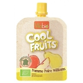 Vitabio 有機優鮮果泥 90g (蘋果、洋梨)