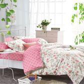 【金‧安德森】精梳棉《愛琳娜》兩用被床包四件組 (標準雙人)