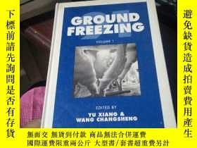 二手書博民逛書店GROUND罕見FREEZING 91Y15389 Hsiang