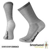 【速捷戶外】Smartwool 美麗諾羊毛襪 SW0SW130043 中級減震行徒步中長襪(灰),登山/健行/旅遊