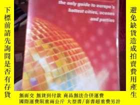 二手書博民逛書店HANGING罕見OUT IN EUROPEY15389 出版2