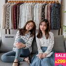 MIUSTAR 可愛文青女孩!多花色雪紡襯衫(共26色)【NH0001】預購