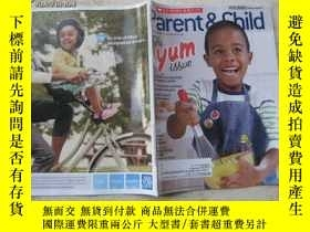 二手書博民逛書店Parent罕見& Child vol21 no3 2013Y2