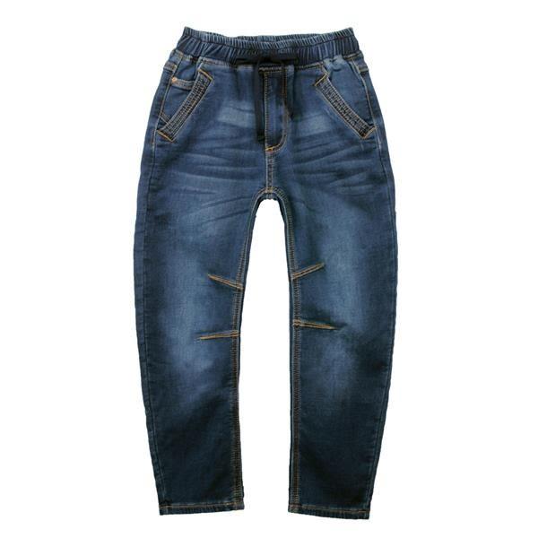 『小鱷魚童裝』舒適牛仔長褲(02號~06號)532604