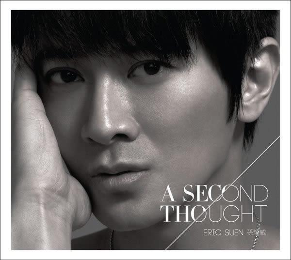 孫耀威   A Second Thought   CD附DVD(購潮8)